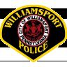 Williamsport Bureau of Police Badge
